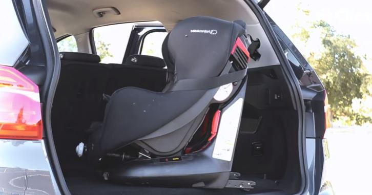 sillas de seguridad isofix