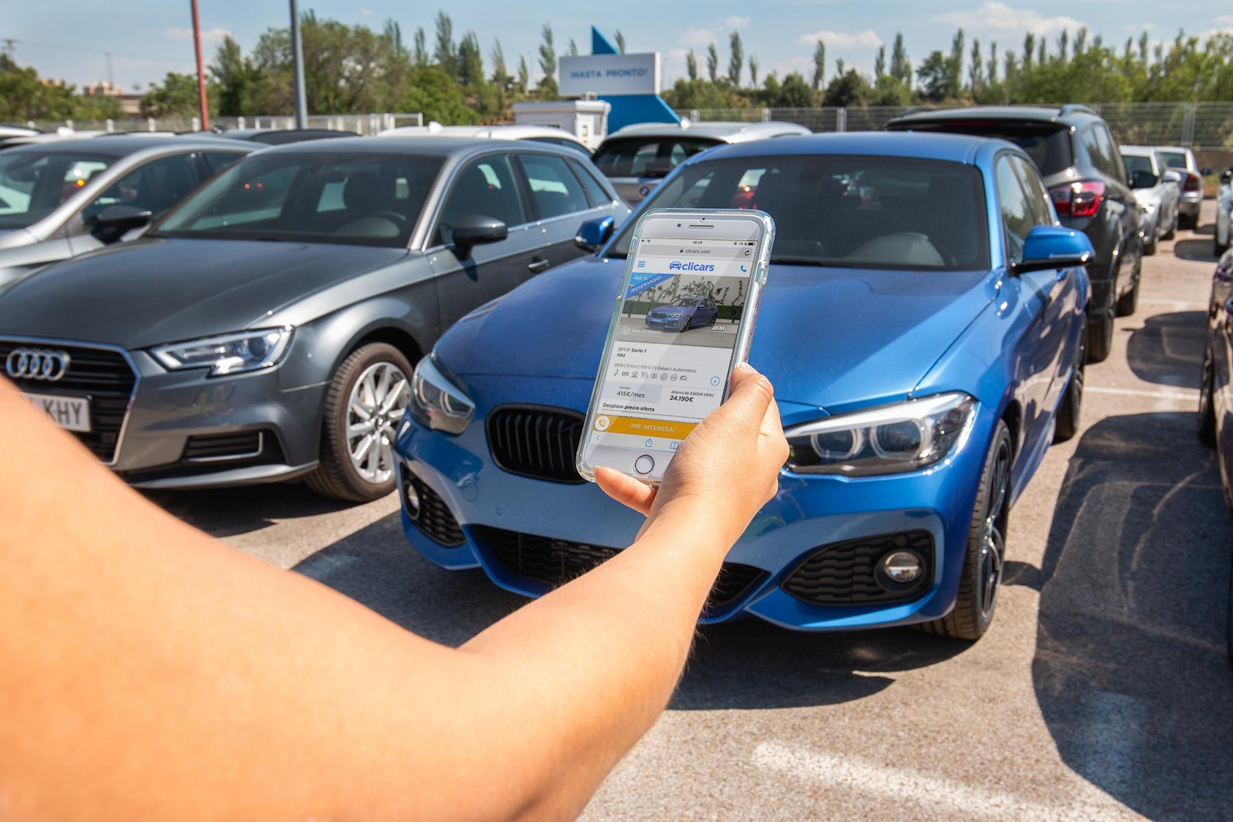 Comprar coche online nuevo