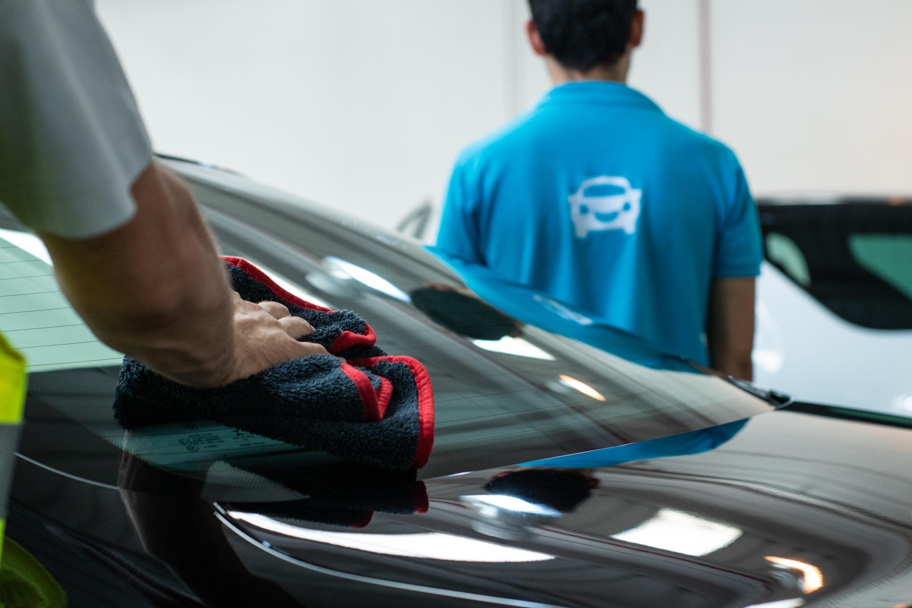 Consejos para limpiar el coche
