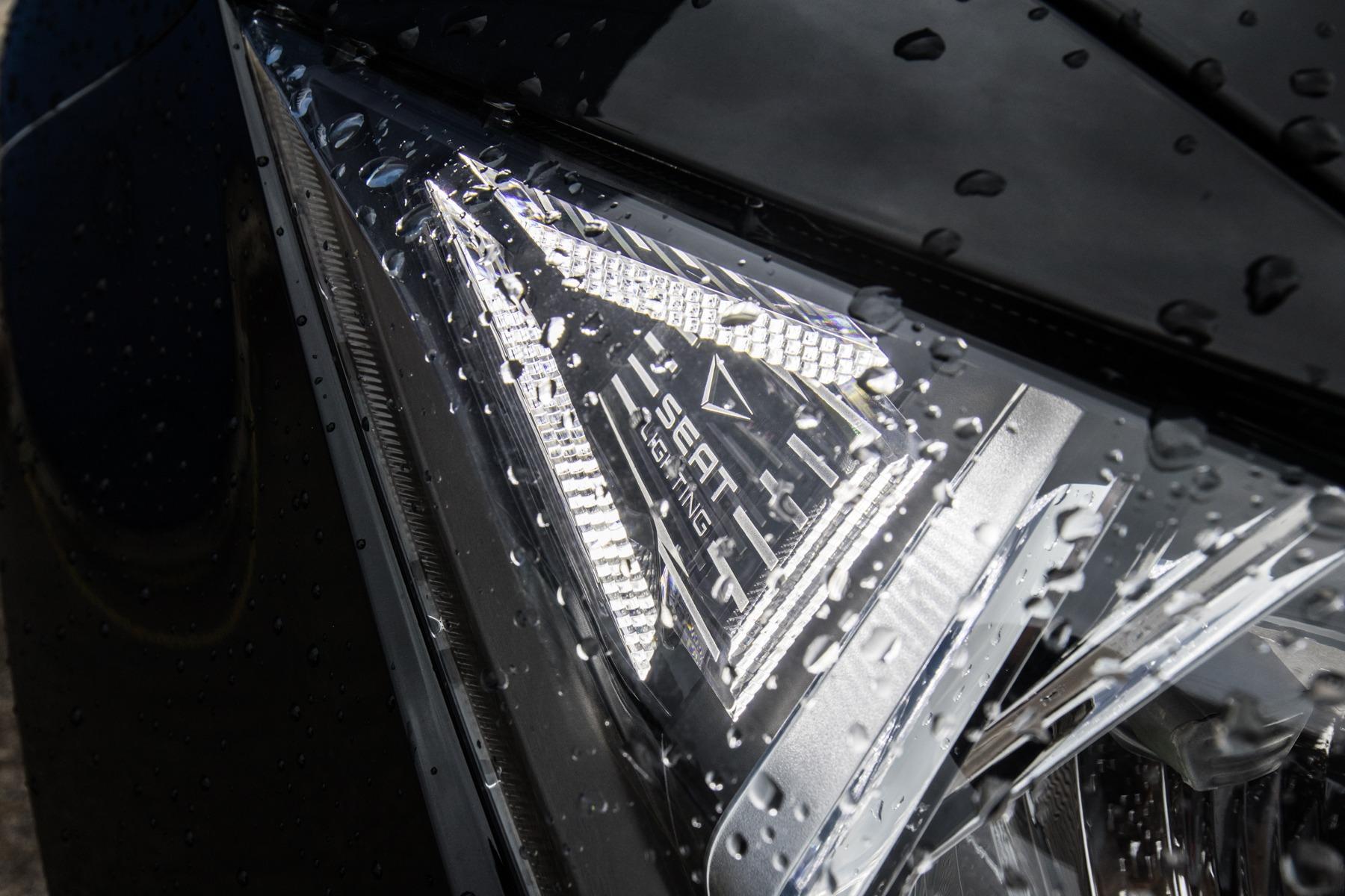 Sensor de lluvia coche