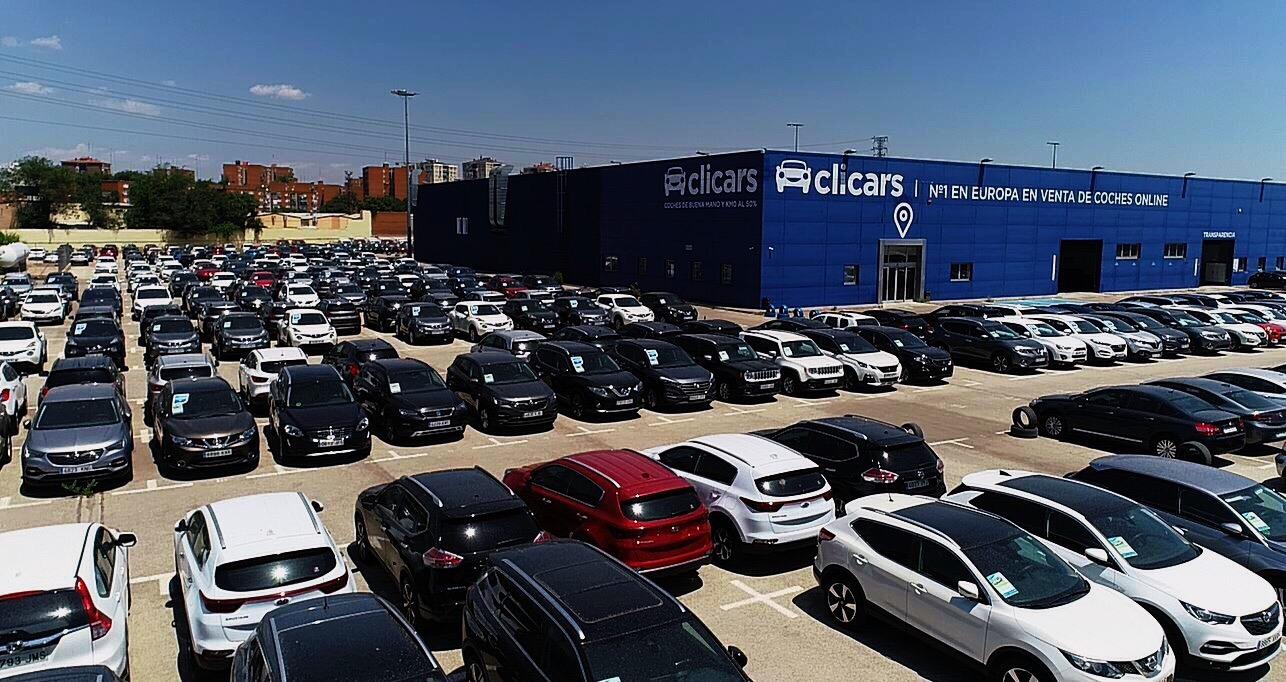 Comprar un coche de Buena Mano en Madrid