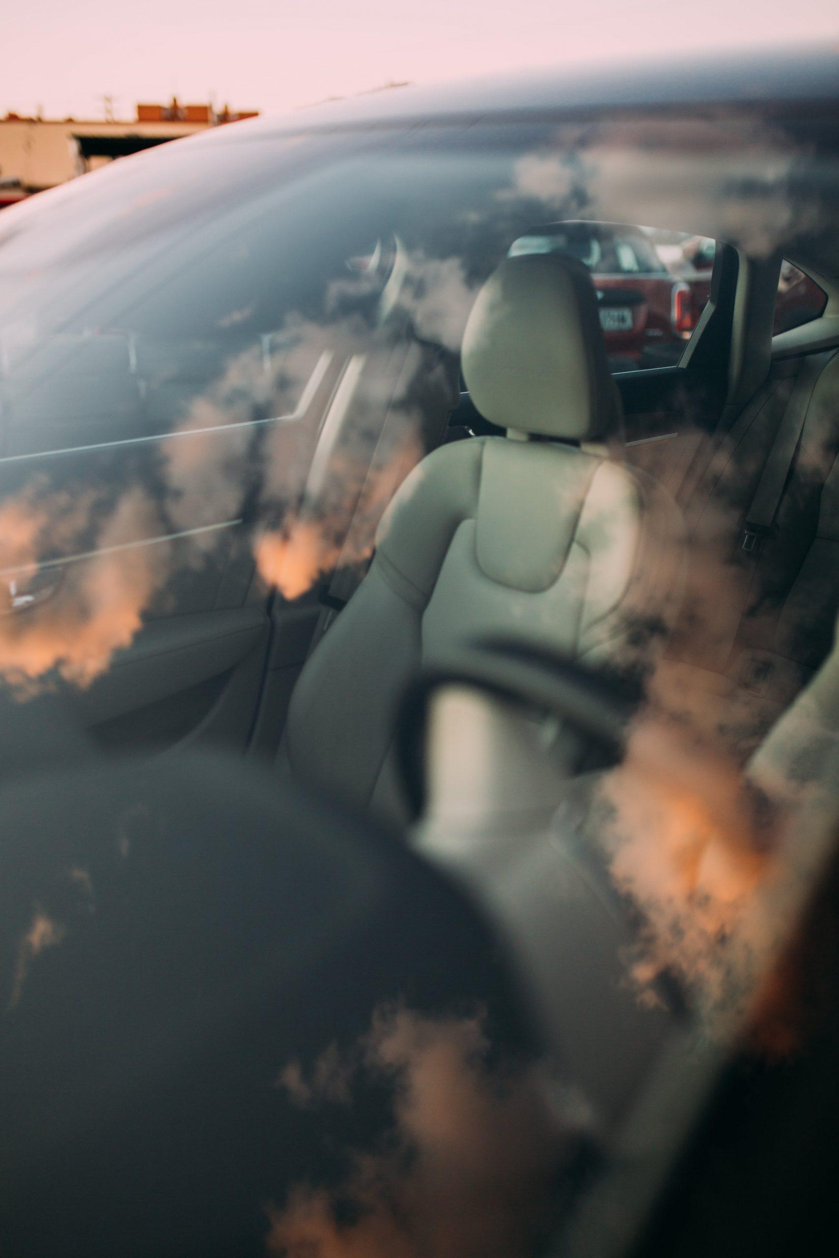 ¿Cómo desinfectar tu coche?