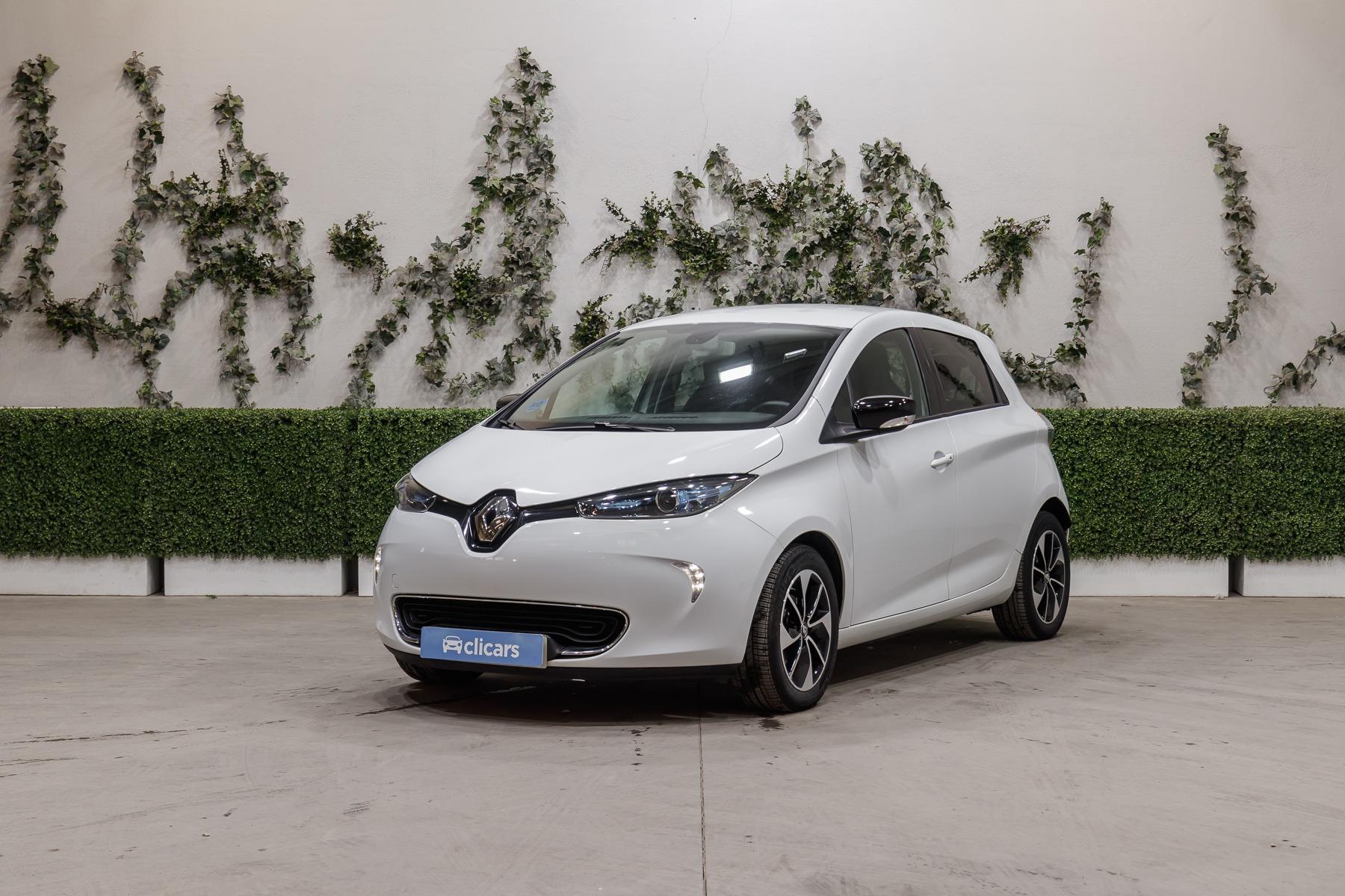 Renault ZOE Coches urbanos
