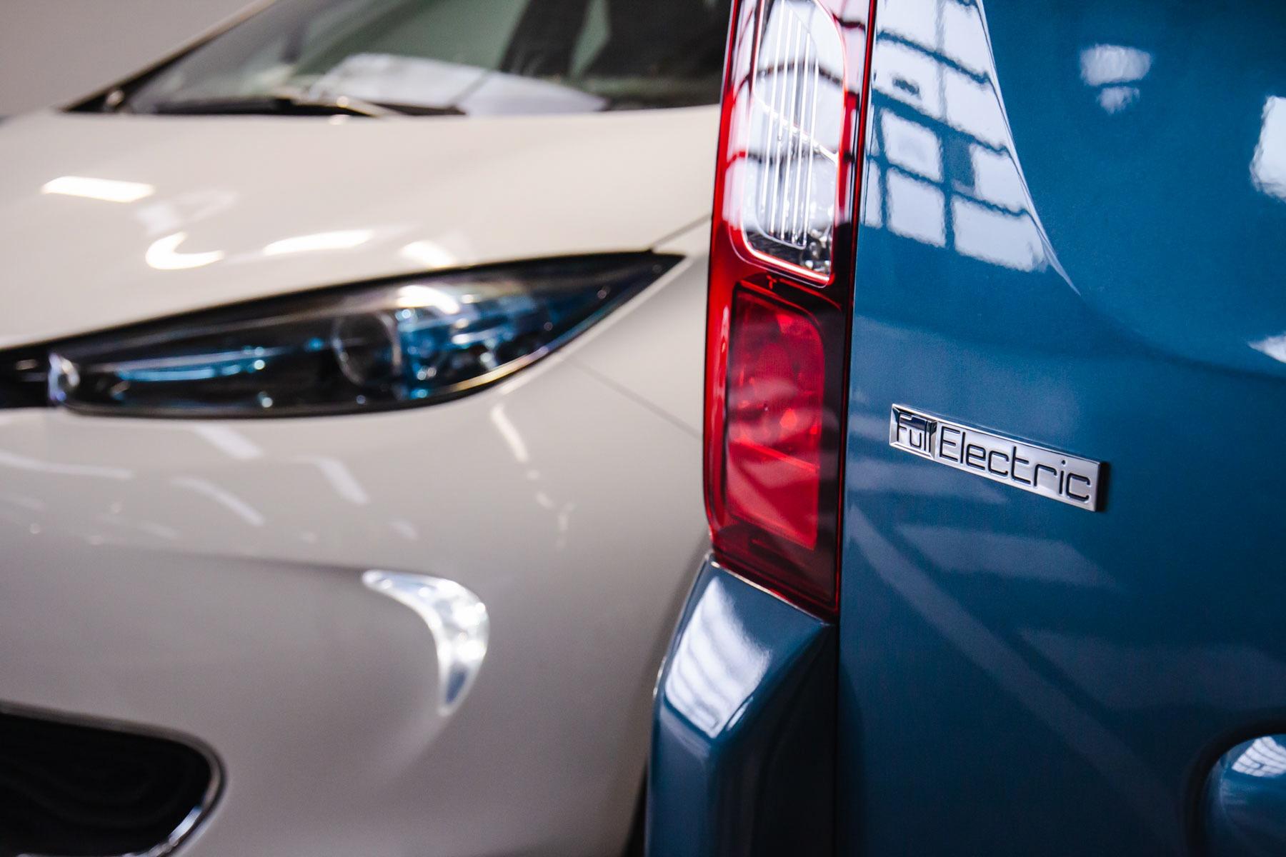 TOP 10 de los mejores coches eléctricos de 2021