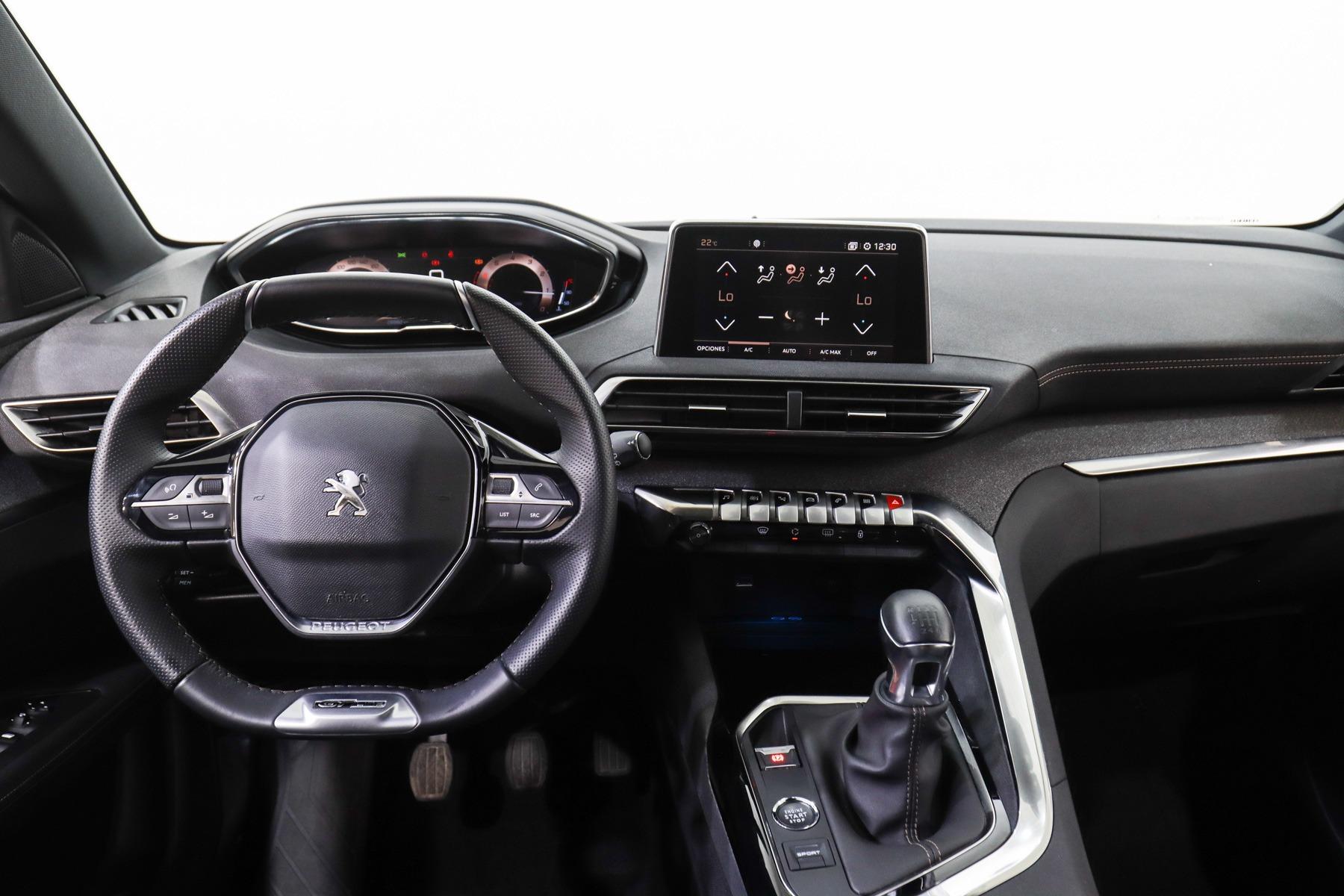 peugeot 3008 interior i cockpit