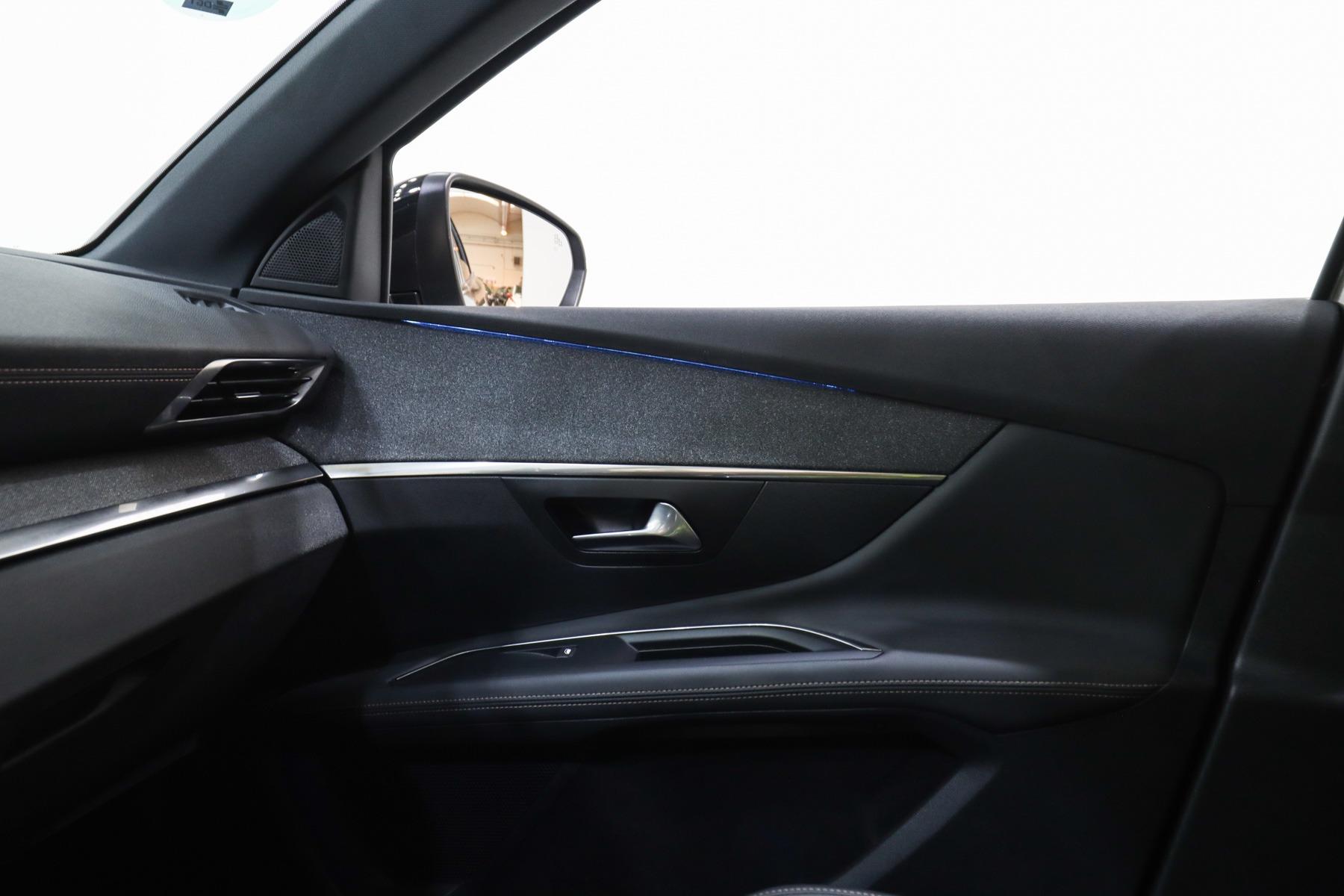 Peugeot 3008 altavoz