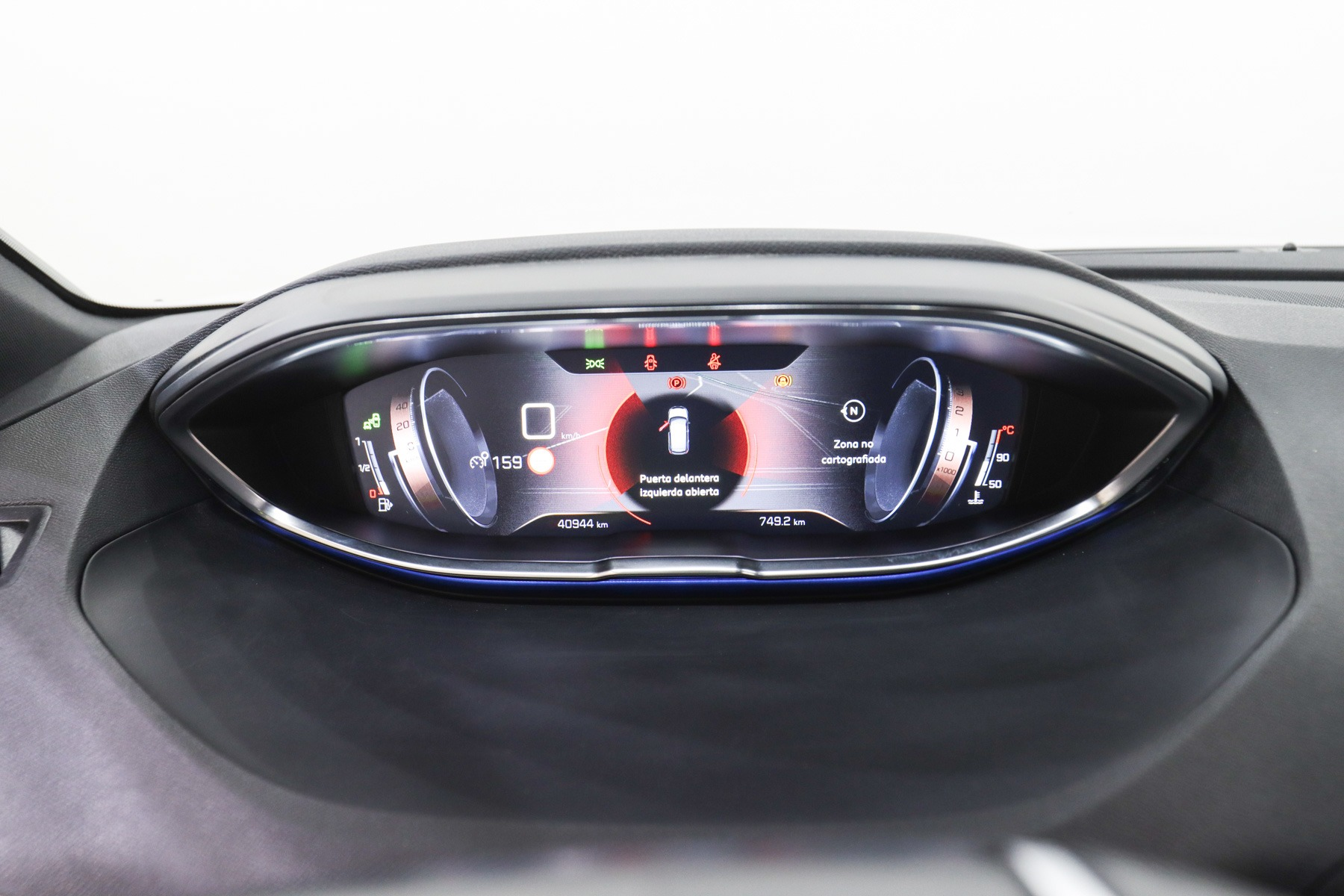 Cómo quitar el testigo de urea del Peugeot 3008 en 2021