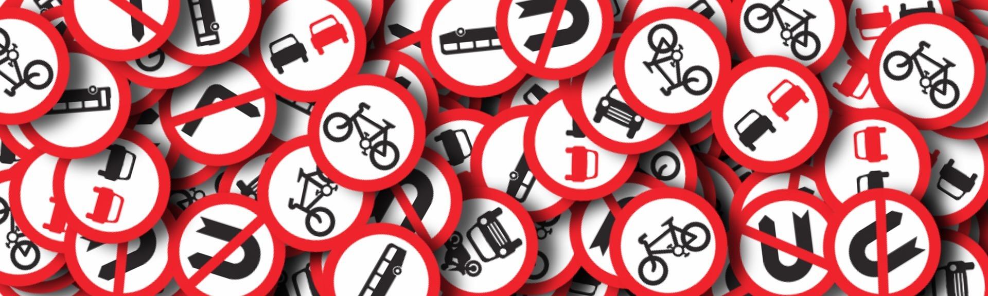 Significado de las principales señales de tráfico ¿Las conoces todas?