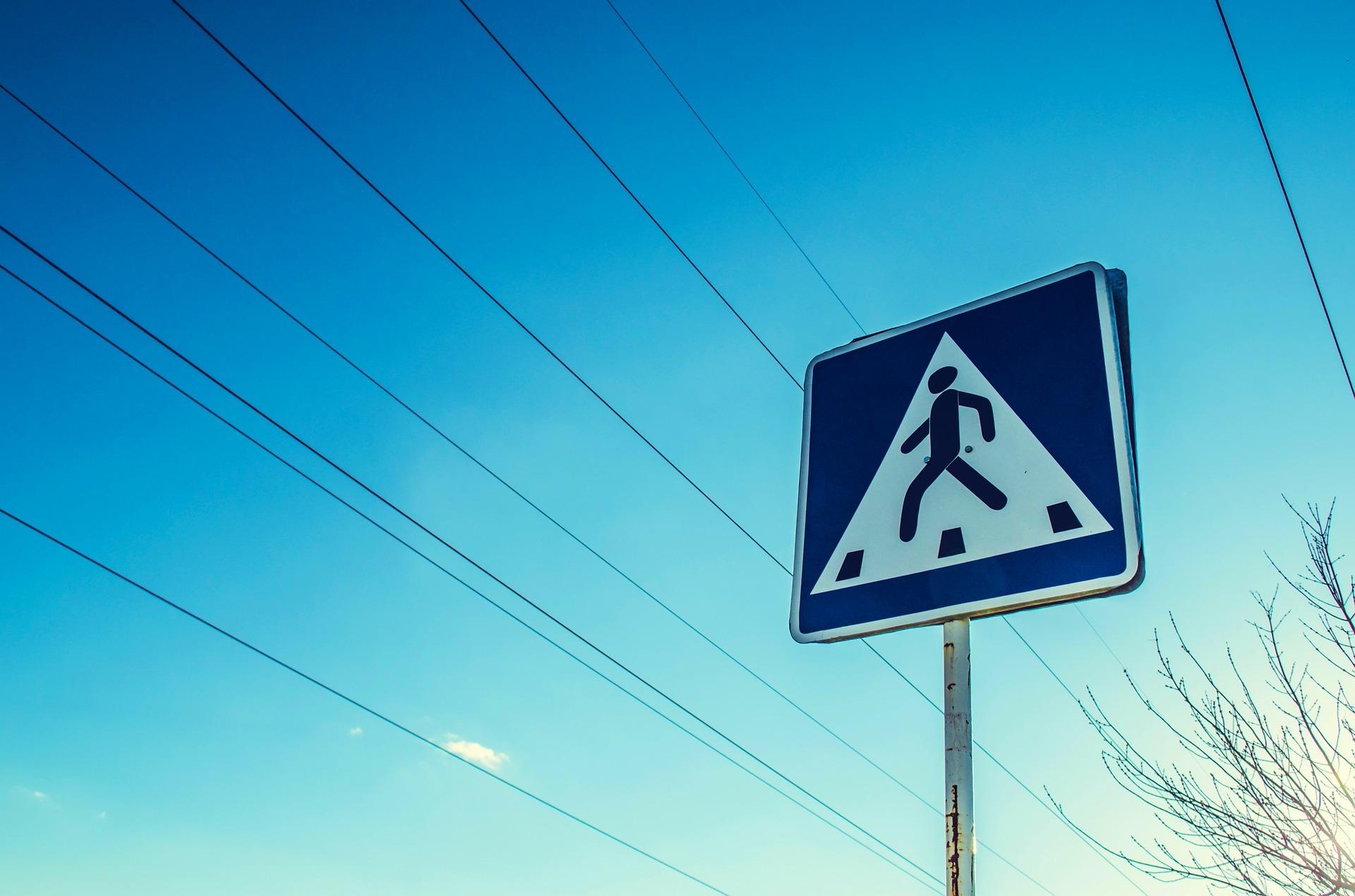 Significado señales de tráfico paso