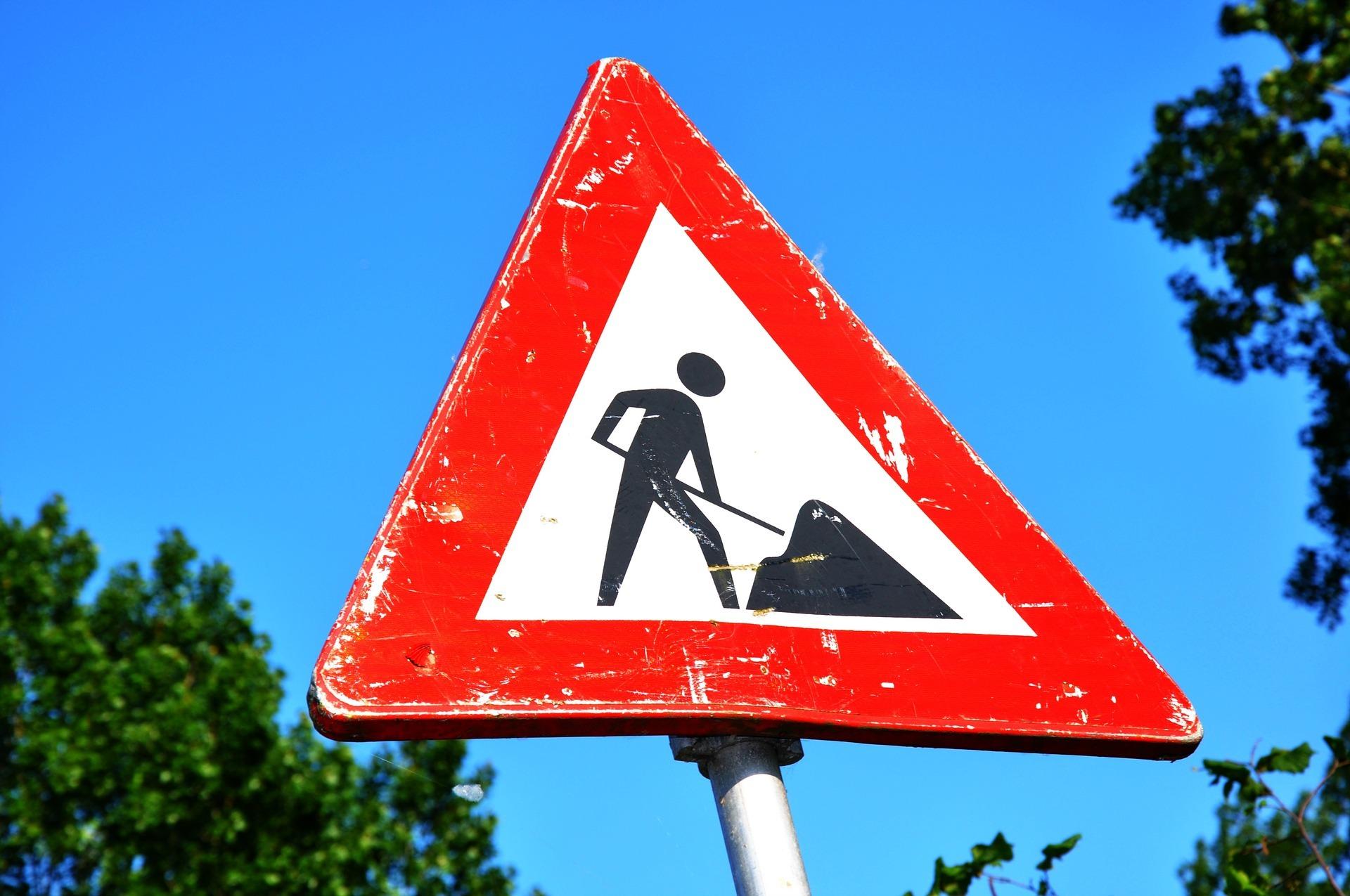 Significado señales de tráfico triangulo