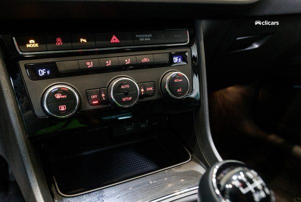 carga del aire acondicionado coche
