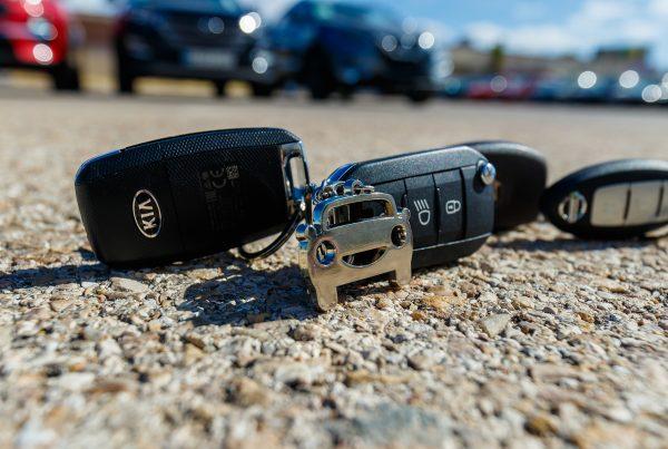 He perdido las llaves del coche