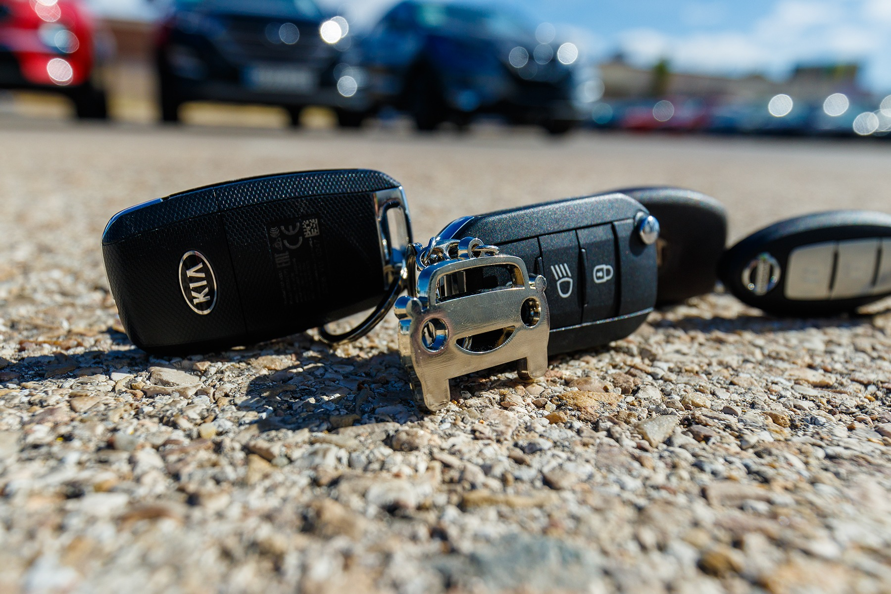 He perdido las llaves del coche: ¿qué puedo hacer?