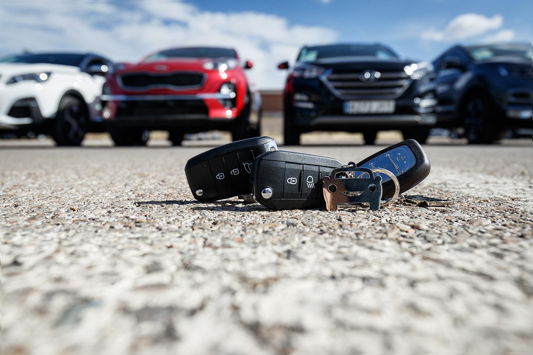 como recuperar las llaves del coche