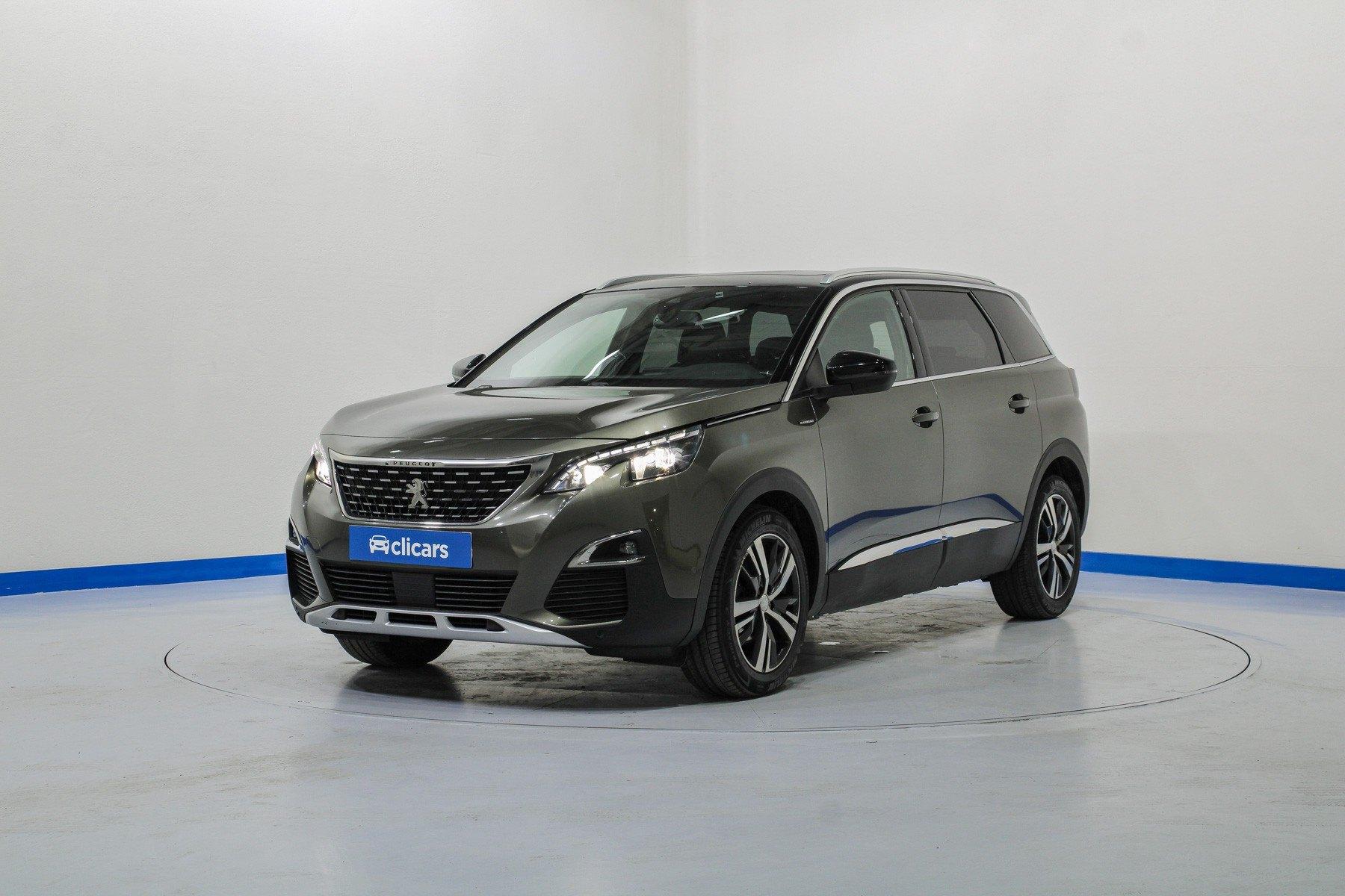 Hyundai Tucson vs Peugeot 5008: comparativa detallada de los SUV 4X4